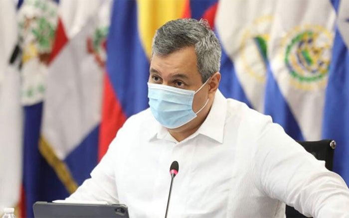 El presidente ejecutivo del Banco Centroamericano de Integración Económica (BCIE), Dante Mossi.