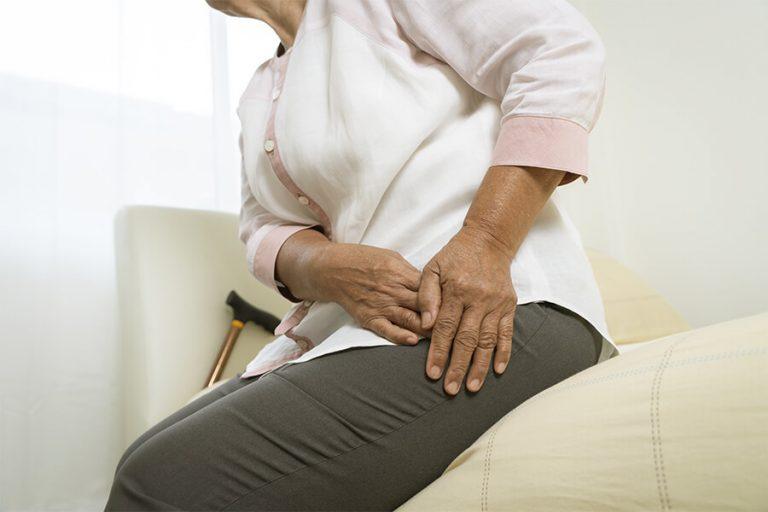 Ejercicios para aliviar el dolor de cadera y tener flexibilidad