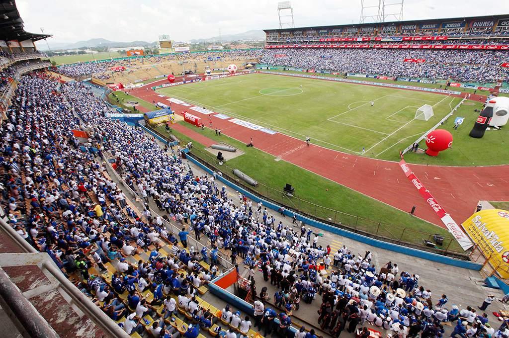 En un encuentro que hubo días atrás el Estadio Olímpico estuvo a tope de aficionados.