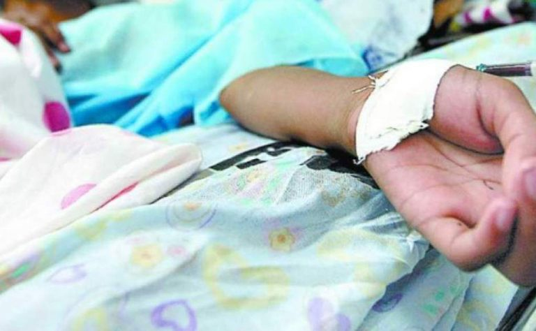 Menor de 10 años fallece por dengue en el Hospital Escuela