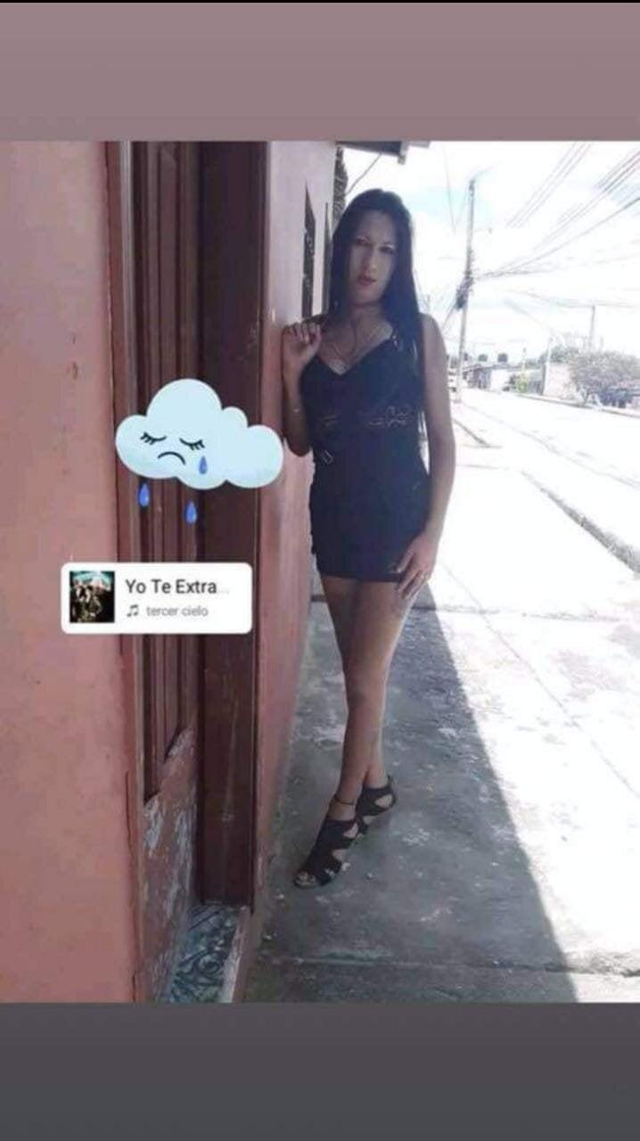 Amigos de Tatiana le dan el último adiós a través de publicaciones en redes sociales.
