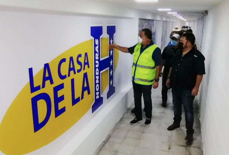 Municipalidad de SPS anuncia que Estadio Olímpico está listo