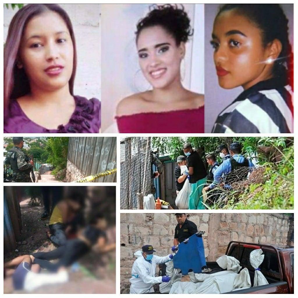 Las hermanas perecieron abatidas a disparos el pasado domingo en horas del medio día.