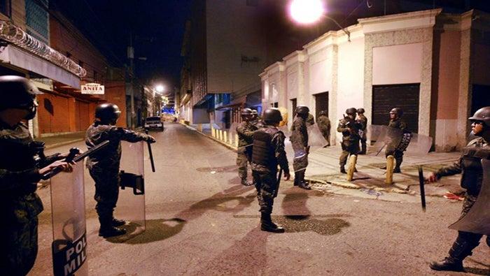 SINAGER amplía toque de queda en Honduras: una semana más