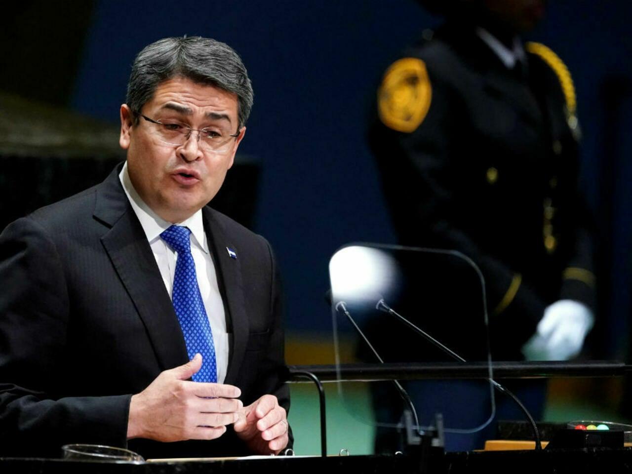 El gobernarte ya ha participado en otras asambleas de la ONU.