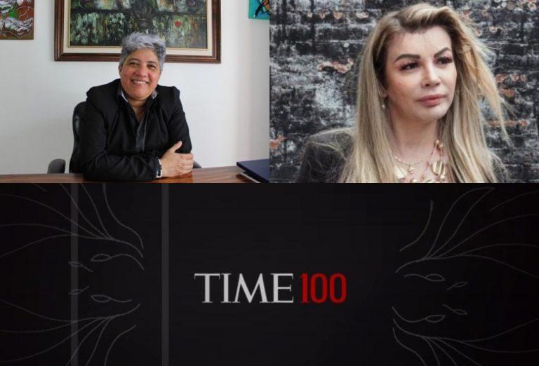 Revista Time destaca a dos hondureñas entre las más influyentes