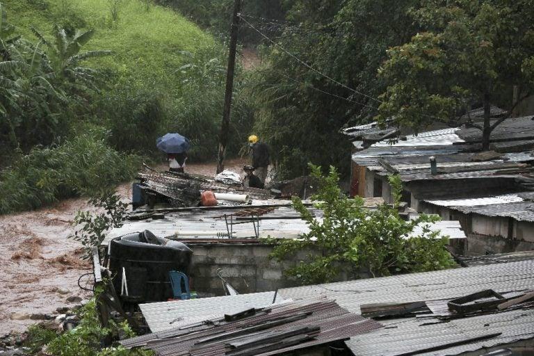 Alerta verde por inundaciones en cuencas del Distrito Central