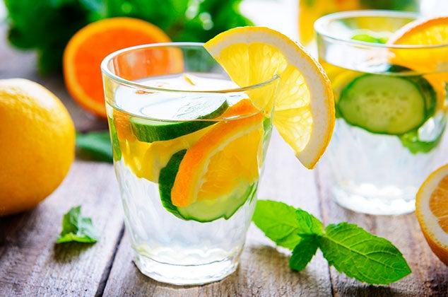 Esta infusión es rica en cítricos, lo que permitirá una mayor hidratación.