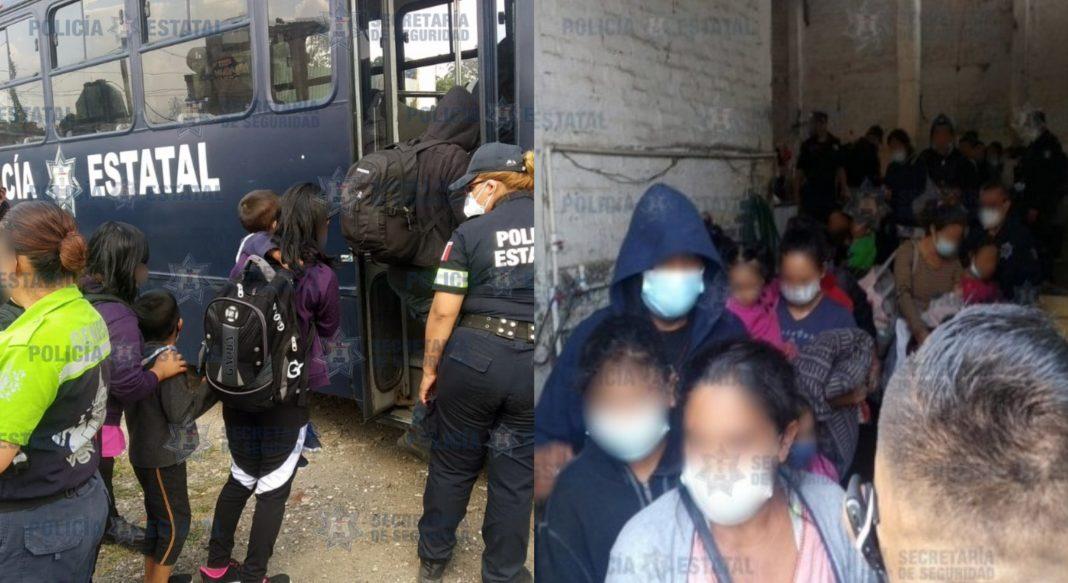 hondureños secuestrados en méxico