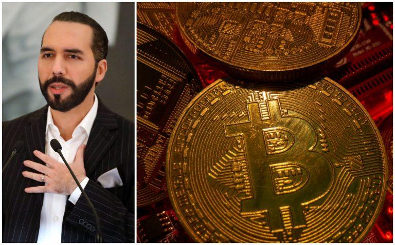 Bukele inicia la era bitcoin para estimular economía salvadoreña