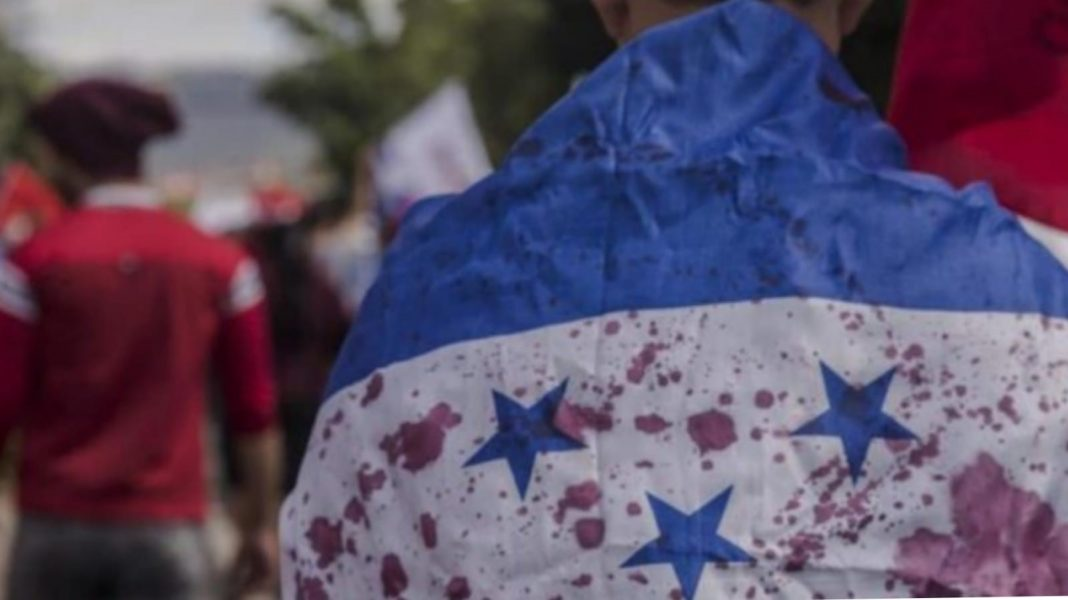 muertos partidos políticos honduras