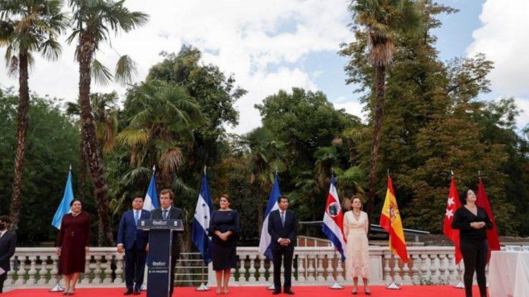 España felicita a Centroamérica por Bicentenario de Independencia