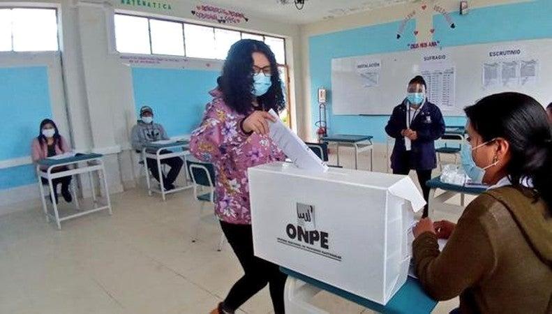 Nuevos votantes en Honduras