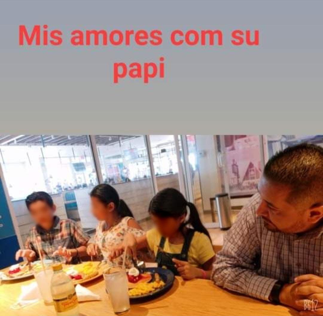 Según se veía en sus redes sociales, la hondureña amaba compartir momentos inolvidables con su familia.