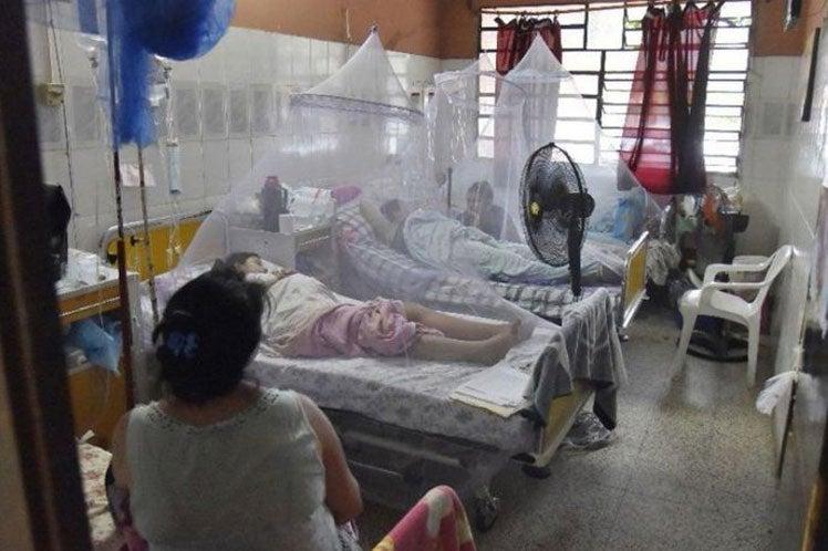 Catacamas dengue COVID