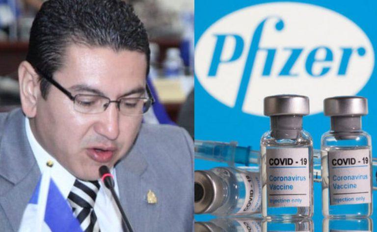 Diputado: Pfizer fue quien pidió secretividad de las vacunas