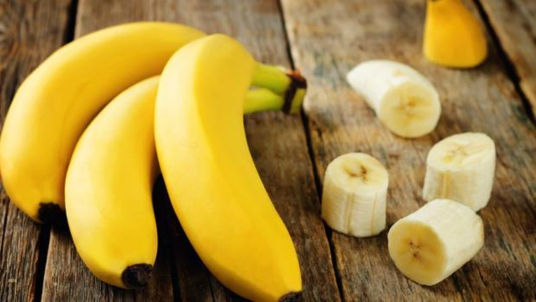 Comer banano ayunas