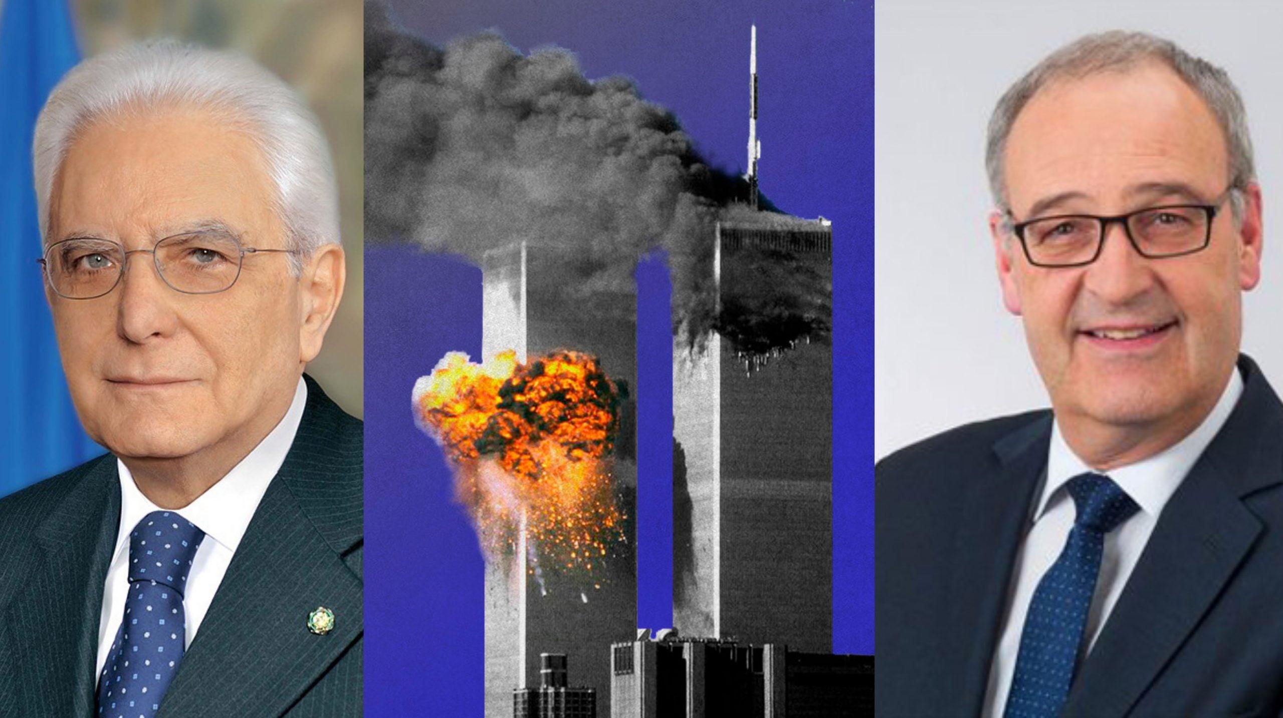 Los presidentes Sergio Matterella y Guy Parmelin recordaron los hechos y condenaron los ataques terroristas.