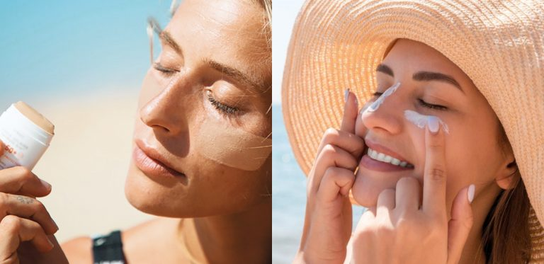 Utilizar protector solar en barra o líquido: ¿cuál es el mejor?