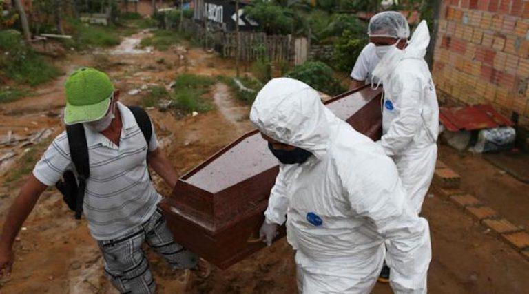 Honduras está cerca de llegar a 10 mil muertes por COVID-19