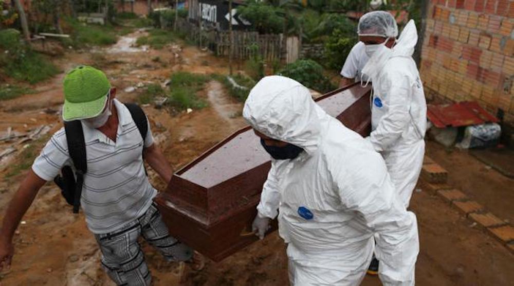 Honduras cerca de las 10 mil muertes por COVID-19