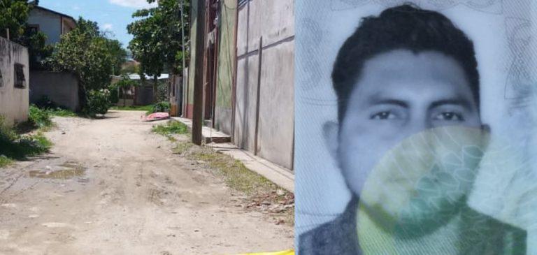 """Matan vendedor de recargas por """"oponerse"""" a un asalto en SPS"""