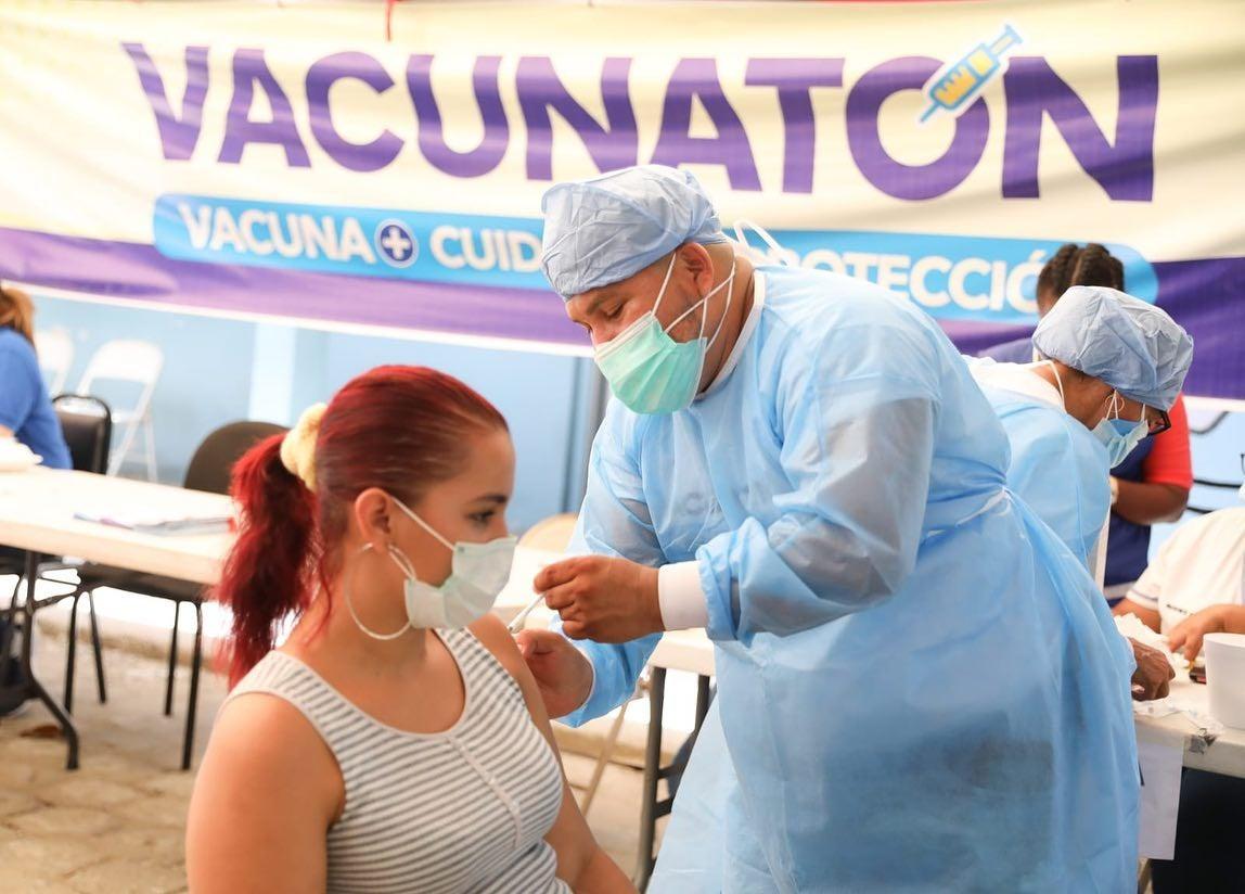 Vacunatón en el Litoral Atlántico