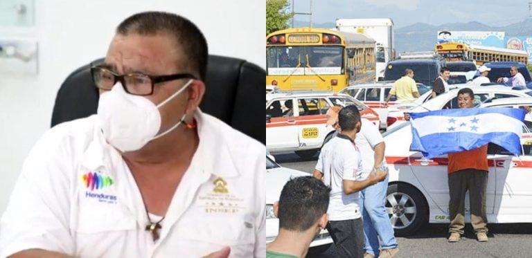 """Paro de los transportistas """"es un ridículo"""", dice viceministro"""