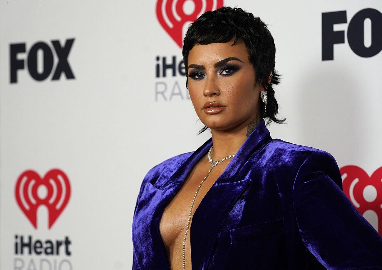 Demi Lovato extraterrestres