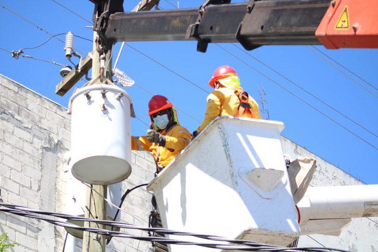 Cortes de energía en Honduras para el martes 12 de octubre
