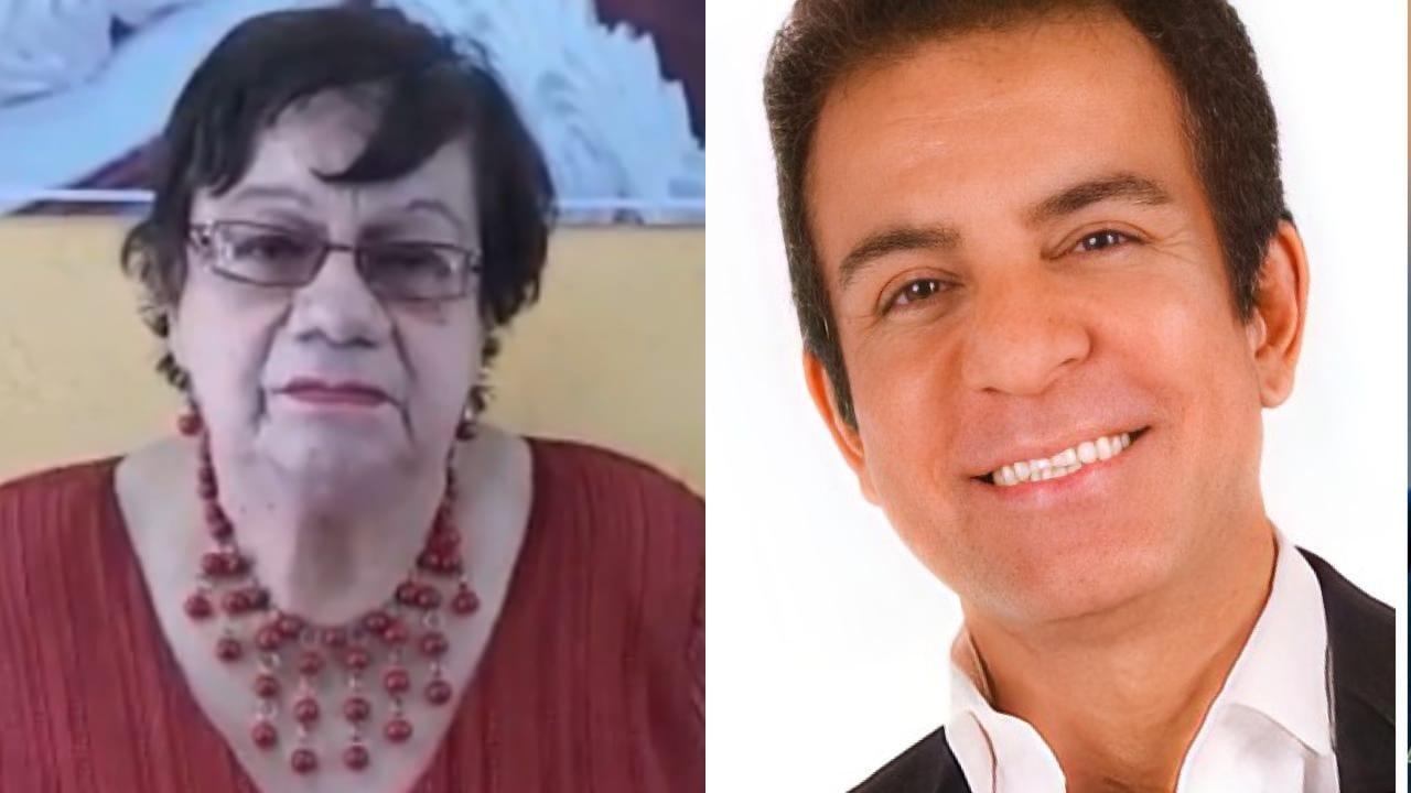 Salvador Nasralla y Doris Gutiérrez serán primero y segundo designados presidenciales.