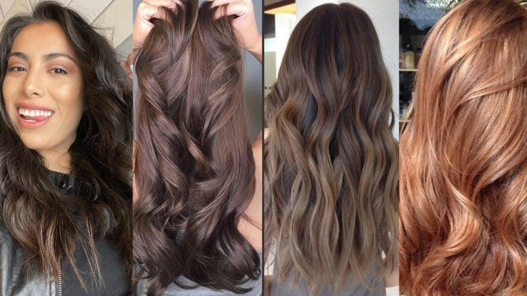 Tinte cabello color de piel