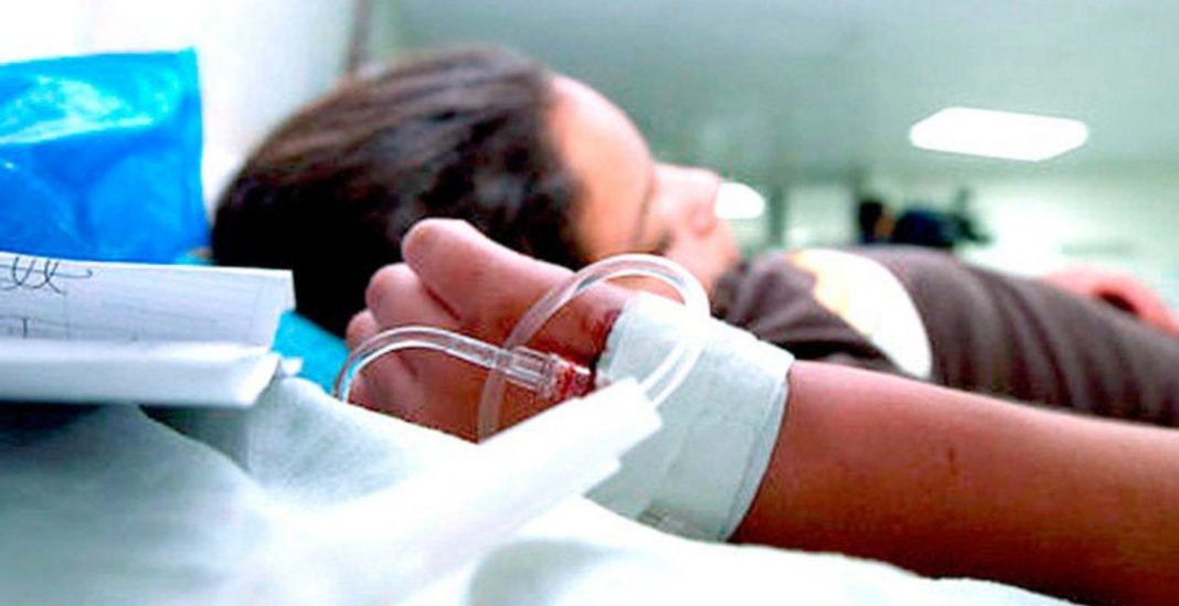 Casos de dengue Honduras