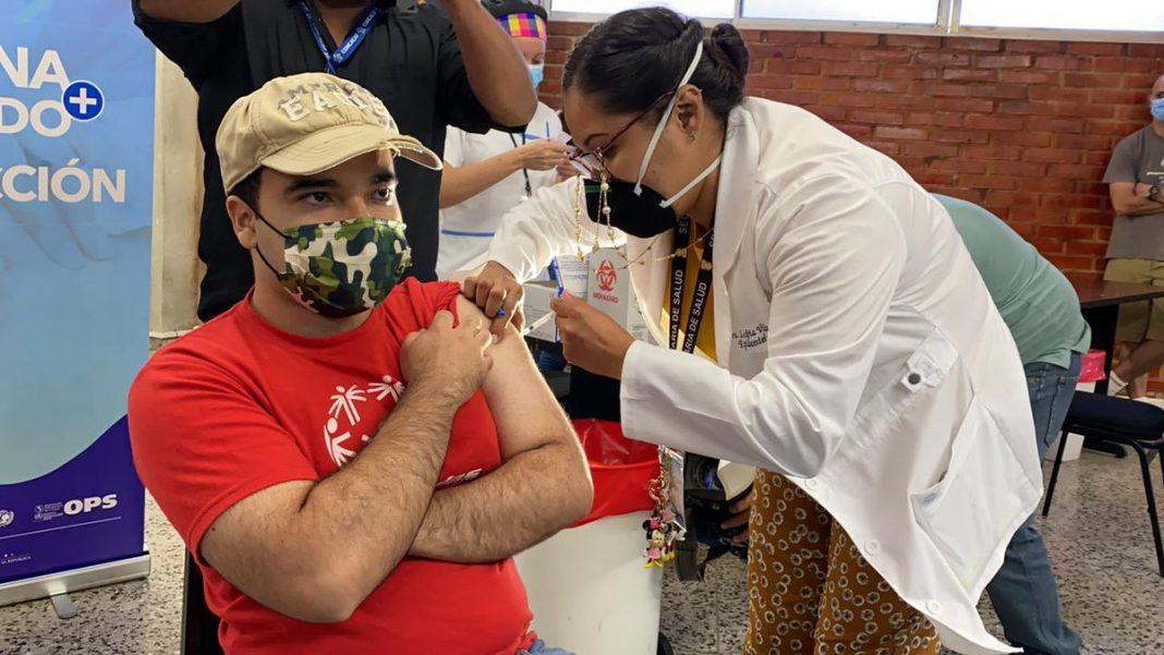 vacunación martes Honduras COVID-19