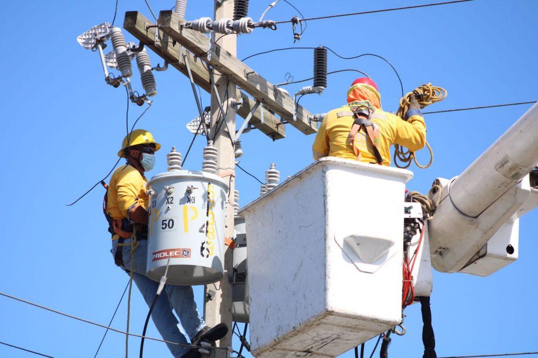 Honduras cortes de energía viernes