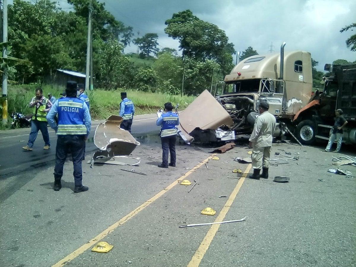 """DNVT: """"exceso de velocidad"""" causa accidentes de transporte pesado"""