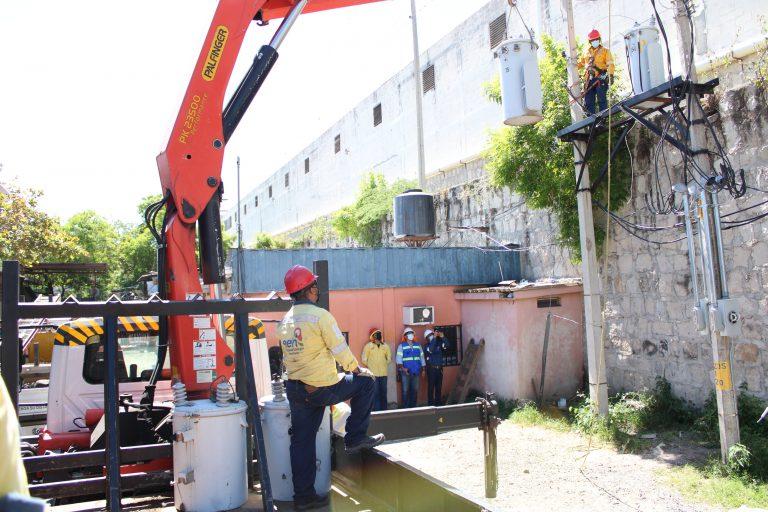 Cortes de energía en Honduras para el martes 5 de octubre