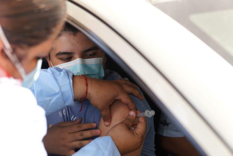 MIÉRCOLES: ¿dónde y quiénes pueden vacunarse este 13 de octubre?
