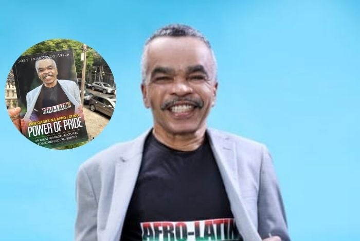 Hondureño destaca con su libro sobre la identidad garífuna