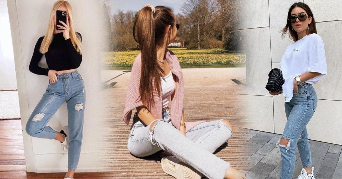 Los jeans son una prenda básica, pero cuidado, debes saber qué modelo usar para no afectar tu cuerpo.