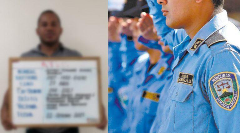 Capturan a subinspector de Policía por maltratar a un ciudadano