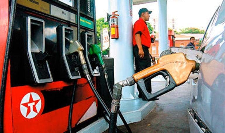 Alza combustibles costos producción