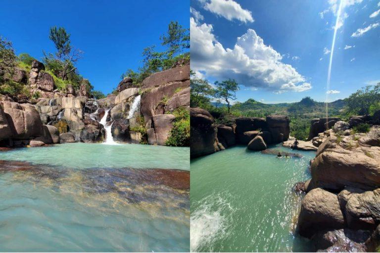Cascada Los Nanzales, un paraíso para visitar en Sabanagrande