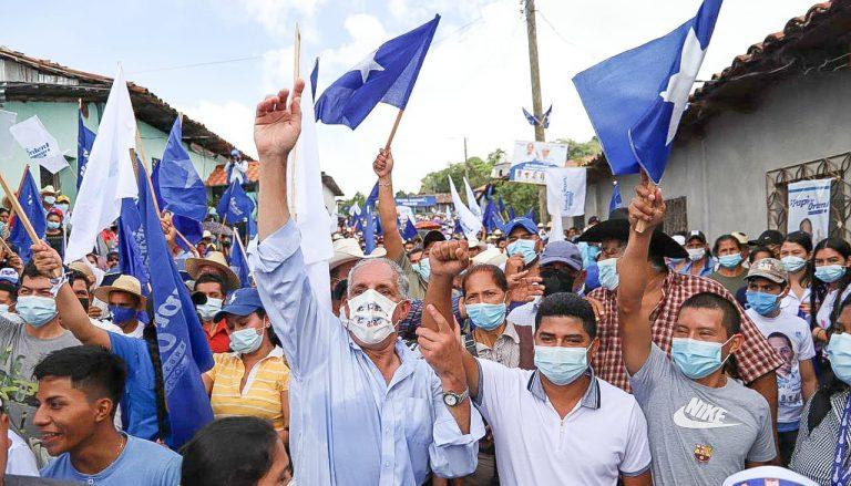 Nasry Asfura: «Soy un hondureño con formación de trabajo»