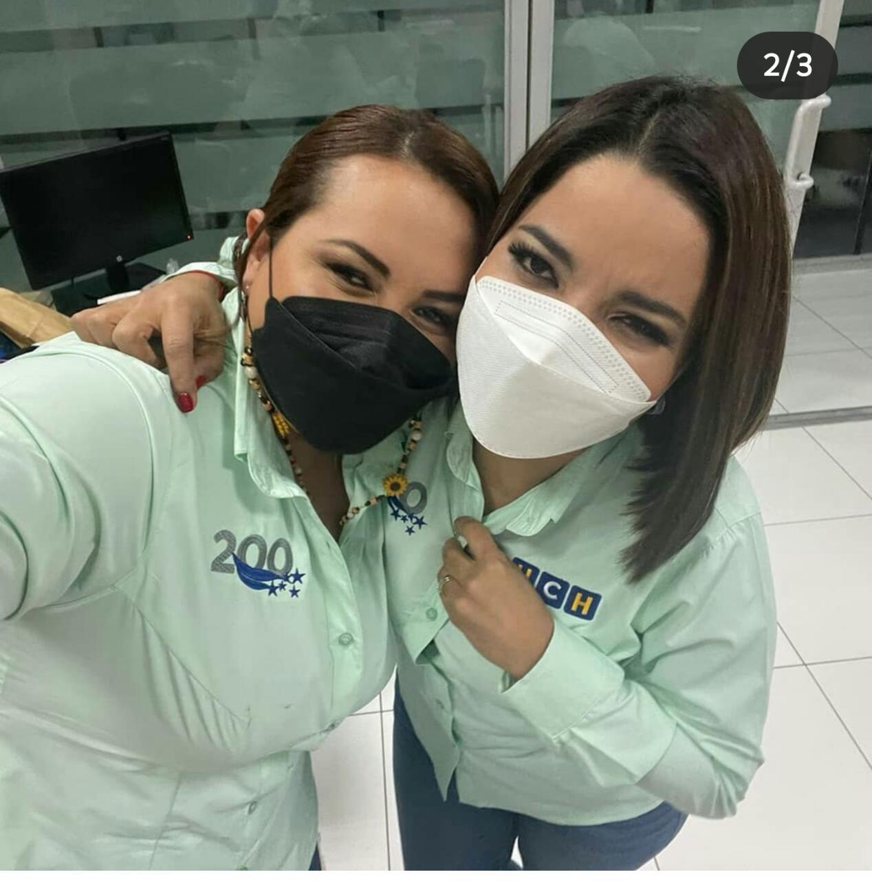 Mariel y Ariela