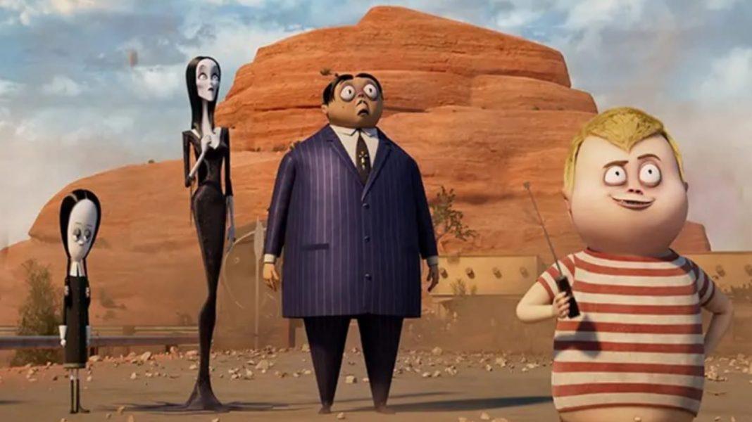 Familia Addams 2: La gran escapada
