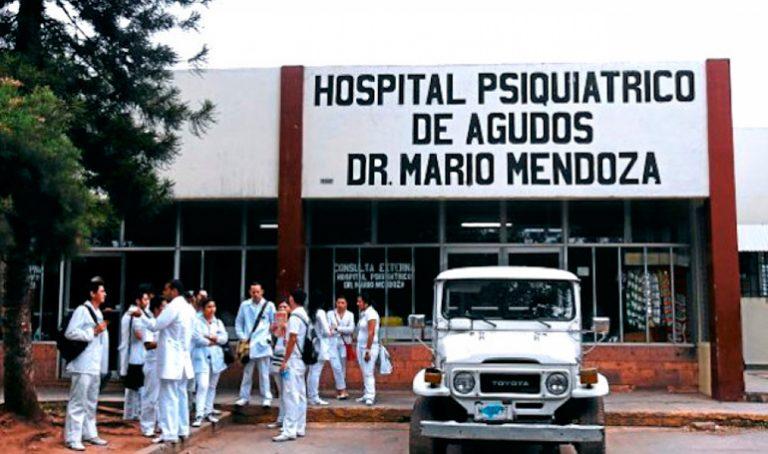 Hospital Mario Mendoza COVID-19