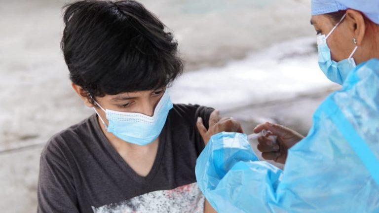 Vacunación llega hoy a estos barrios y colonias de Tegucigalpa