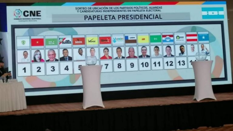 CNE: El sábado inicia impresión de papeletas electorales