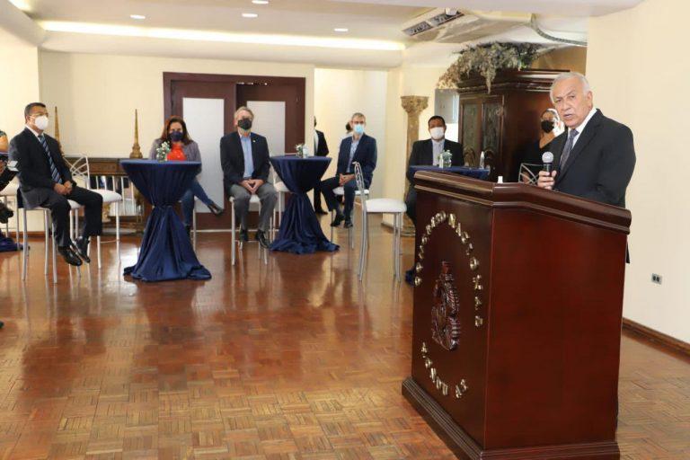Oliva resalta los alcances logrados por los Congresos Infantiles